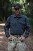 Military army shirt chiefs apparel tactical shooter shirt outdoor clothing wear clothes M XXL