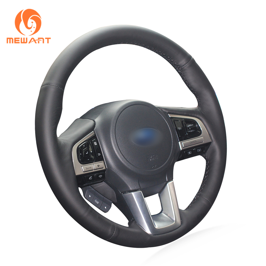 Subaru Outback all Models Genuine Leather Steering Wheel Cover