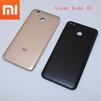 Original Battery Cover Case For Xiaomi Redmi 4x Replaced Phone Housing Case With 5 0 Inch