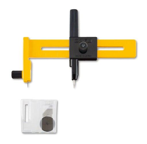 OLFA COB-1 compas cutter lames//15 lames pour compas cutter per pack