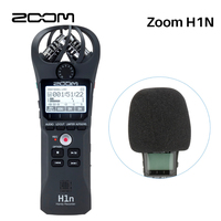 Zoom H1N Handy Digital Voice Recorder Portable Audio Stereo Microphone Zoom for Nikon Canon Pentax DSLR SLR Recording Interview