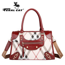 New Fashion Red Striped Women Handbag With Soft PVC Leather Women Top-Handle Bag Tote Shoulder Bag Large Capacity Bag F416