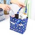 Tote lancheira de almoço caixa alunos do ensino fundamental almoço sacos almoço saco cinto de tote isolamento térmico