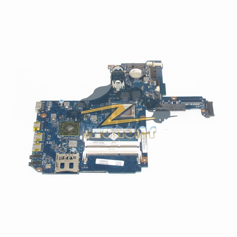 Nokotion H000057290 Main Board For Toshiba Satellite S55D S50-D S50-A Laptop Motherboard A8-5545 DDR3 CPU Full tested nokotion genuine h000064160 main board for toshiba satellite nb15 nb15t laptop motherboard n2810 cpu ddr3