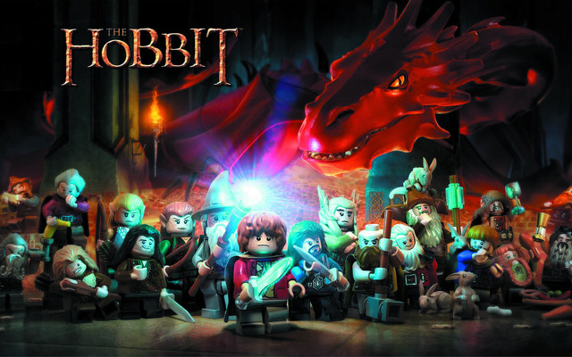 TOP25 HD Home Wallpaper The Lego Lord Of Rings Movie New Silk Art