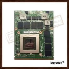 Original K3100M K3100 4G N15E-Q1-A2 Video Card For DELL M6700 M6800 M6600 HP 8740W 8760W Display Graphic Card