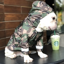 Dog Windbreaker Jacket
