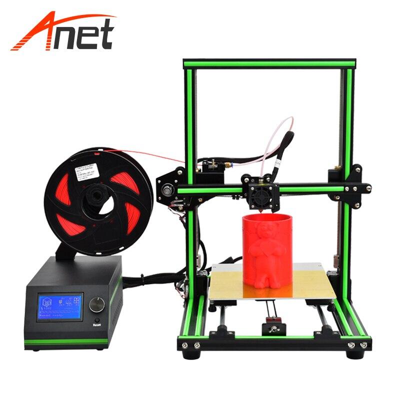 Anet E10 Aluminum Frame 3d Printer Stampante 3d Alta Precisione 220 270 300mm Printing Size 3d