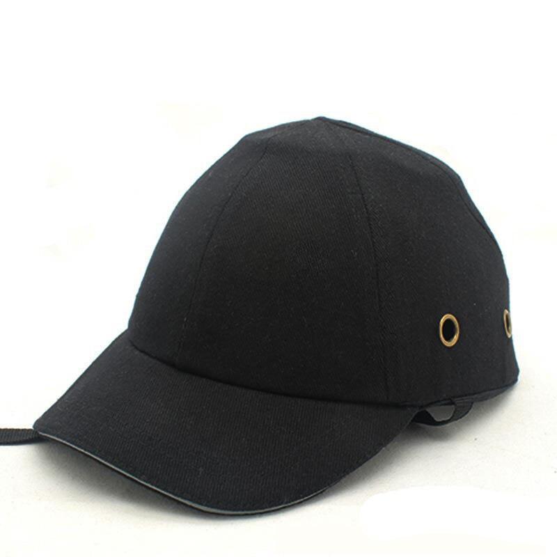 Защитный шлем рабочая обувь шляпа дышащий безопасности облегченные каски Бейсбол Стиль для внешних двери работников MZ001