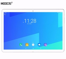 MOOCIS 10.1 inch android 7.0 tablet PC HD1920*1200 4G LTE Phone Call MTK6753 Octa Core android tablets WiFi Bluetooth