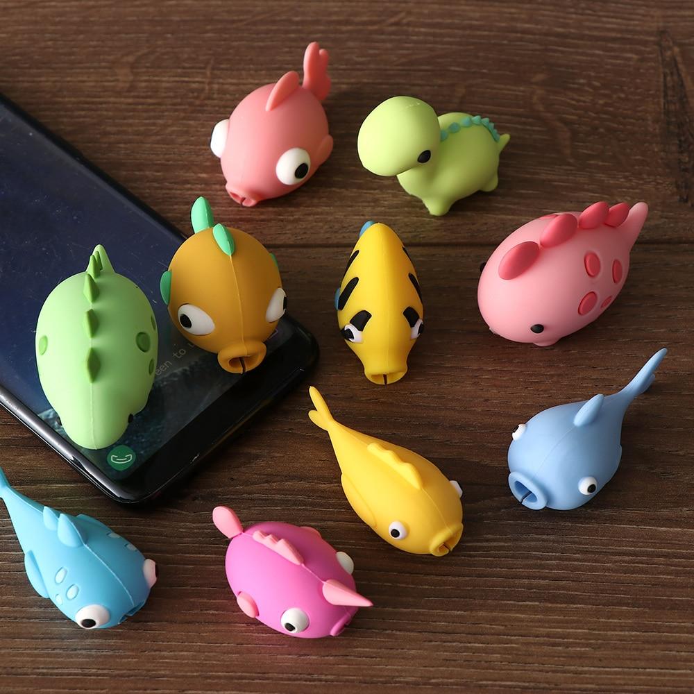 Office Electronics Animal Shapes Toot Meng Meng Dragon Fish Bite ...
