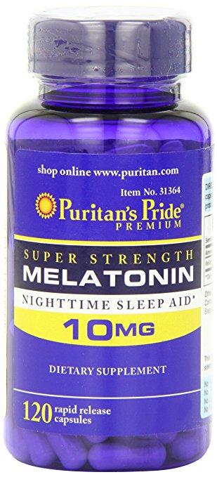 Free shipping Melatonin 1mg/3mg/10mg , 60/120/240pcs for sleep usa grapeseed extract 200 mg 120 capsules free shipping