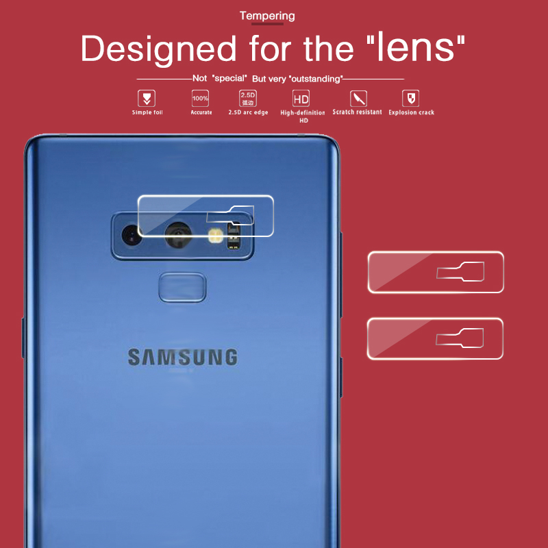 89 Note 8 Protector phone Samsung accessory For 5 Us Glass Galaxy Off N960u 9 1 Lens Film Tempered Camera N950f Screen N960f Back Cloth