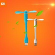 Original Xiaomi Usb Fan Mi Mini Gadget Fans Protable Power Bank For PC Powerbank Notebook Laptop USB Device Gadgets Cool