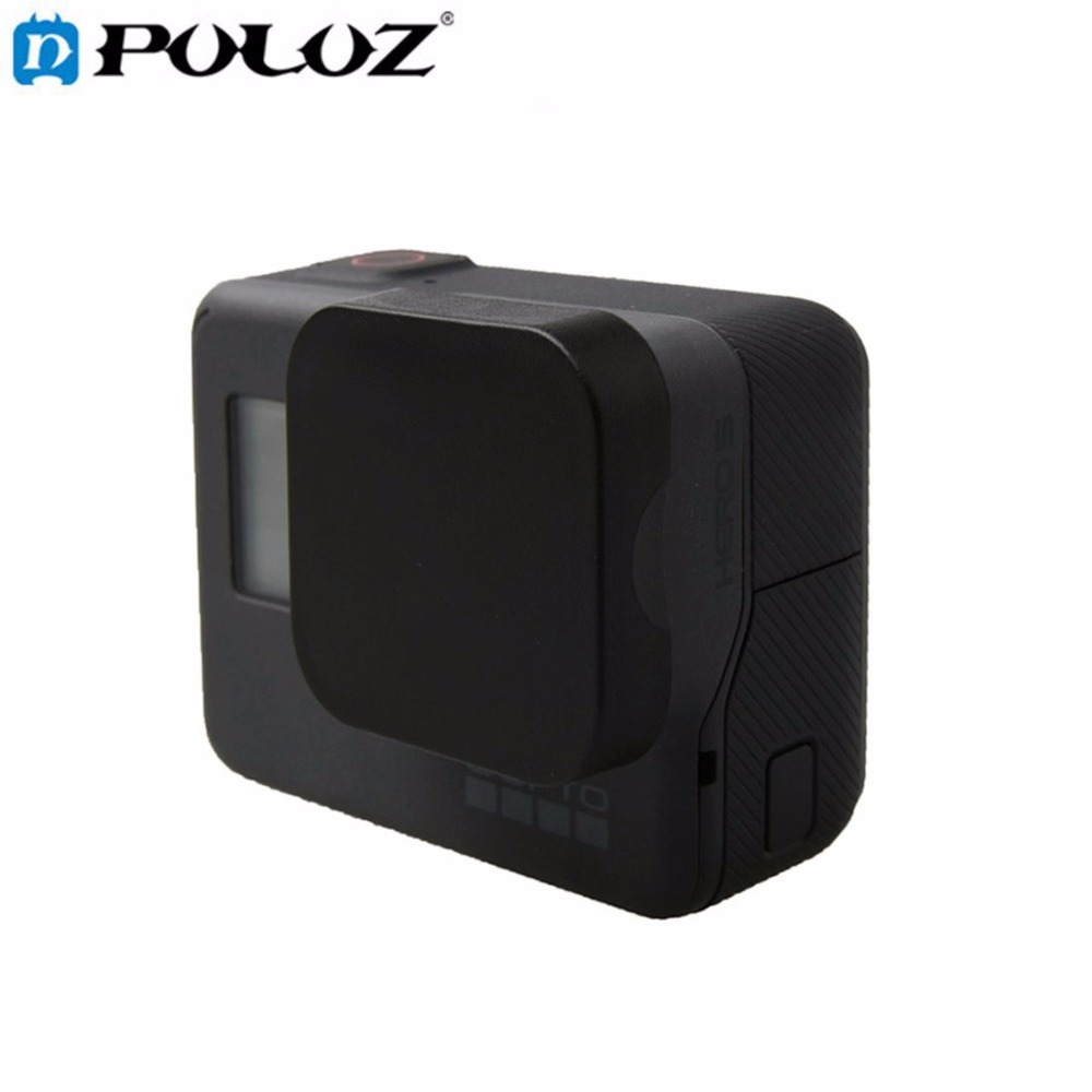 PULUZ For Go Pro Accessories Appropriative Scratch-resistant Lens Protective Cap for GoPro HERO5 HERO5 Sports Action Cameras