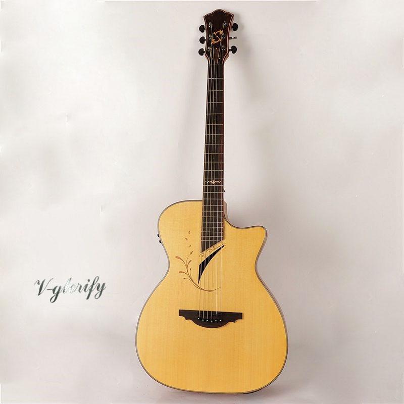 Surprise personnelle son trou 40 pouces caisse de son guitare livraison gratuite