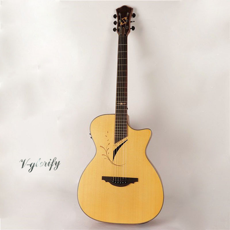 surprise personal sound hole 40 inch sound box guitar free shipping in guitar from sports. Black Bedroom Furniture Sets. Home Design Ideas