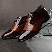 USHINE/BG1-3 EU38-48; большие размеры; Мужские модельные туфли с острым носком; мужские свадебные туфли на латинском выпускной; латинский бальный тан...