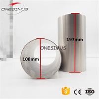 OEM ME012900 102*108*197mm 4 stücke Motor Zylinderlaufbuchse (Kurbelgehäuse) Liner für mitsubishi 4D32      -