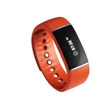 Водонепроницаемый Smart ремешок наручные часы с Шагомер фитнес-трекер SmartBand Bluetooth Smart Браслет для iOS Xiaomi Meizu Samsung