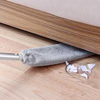 Cepillo de polvo con mango largo, Herramientas de limpieza para la cocina, muebles para el hogar, cepillo de limpieza del hogar
