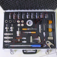 ORTIZ injectors repair removal tools,Common Rail Injector Disassembly Tool Kit for CR injection