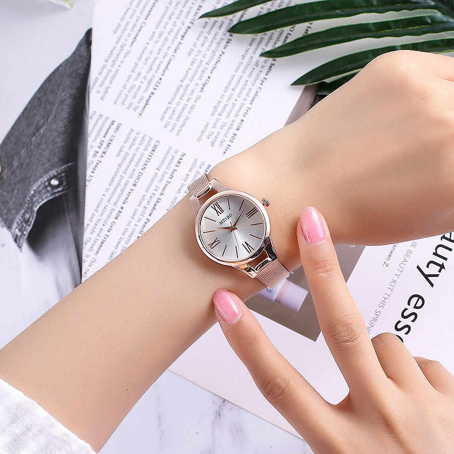 Detail Feedback Questions About Women S Watches Fashion Pin Buckle