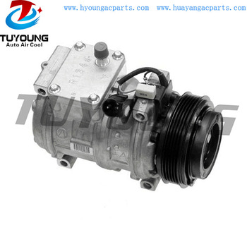 10PA17C auto ac compressor for BMW 01 325i 328i 525i M3 64521385161 64528390741 447100-2600 447100-3151 447200-3202 DCP05003