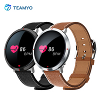 Teamyo Smart Bracelet Blood Pressure Watches Heart Rate Monitoring Fitness Watch Activity Tracker Smart Watch Men