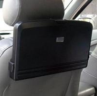 BMW BENZ AUDI VW HONDA için YENI Katlanır Auto Car Geri koltuk Masa İçecekler Kupası Tepsi Tutucu Stand Danışma Siyah Multifuntional Tepsiler