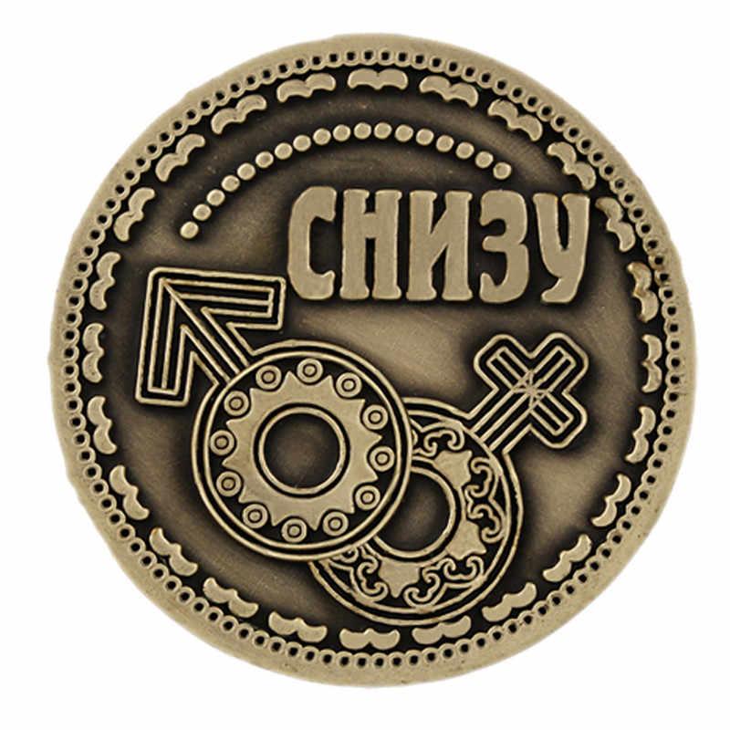 Английские монеты, аксессуары для украшения дома, памятная монета с надписью «Lucky Coin» Фэнь-шуй, металлическая подарочная старая сувенирная монета