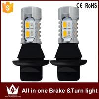 Tcart for toyota/supra/vitz/mark 2/wish/aygo/prado 150/cruiser LED Bulb Reverse Backup Tail Break Stop Turn Signal light