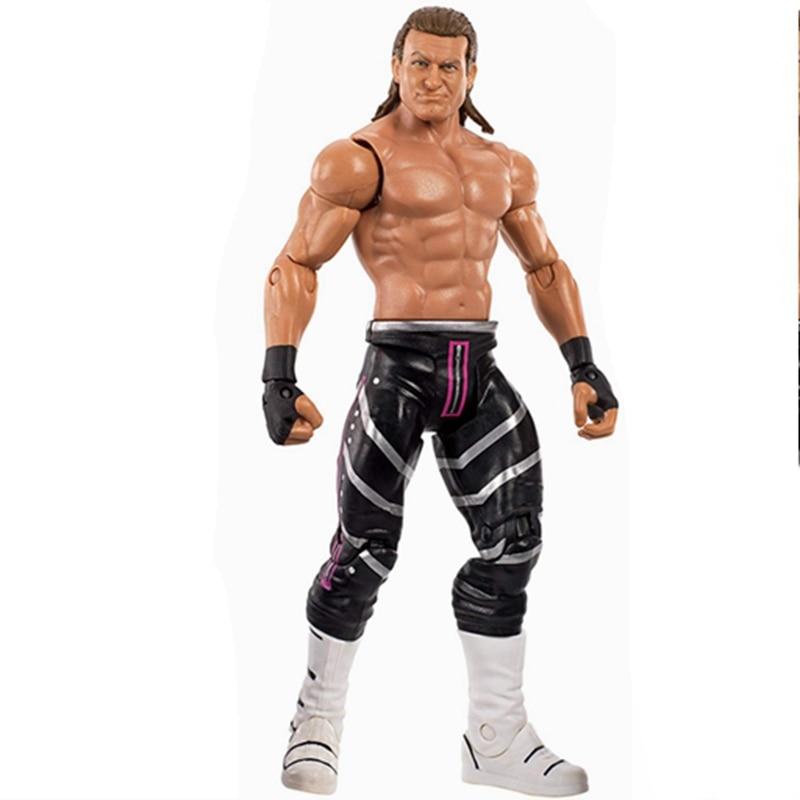 """7 """"борец Dolph Ziggler, фигурка, игрушка Brinquedos, фигурки, коллекция, модель в подарок"""