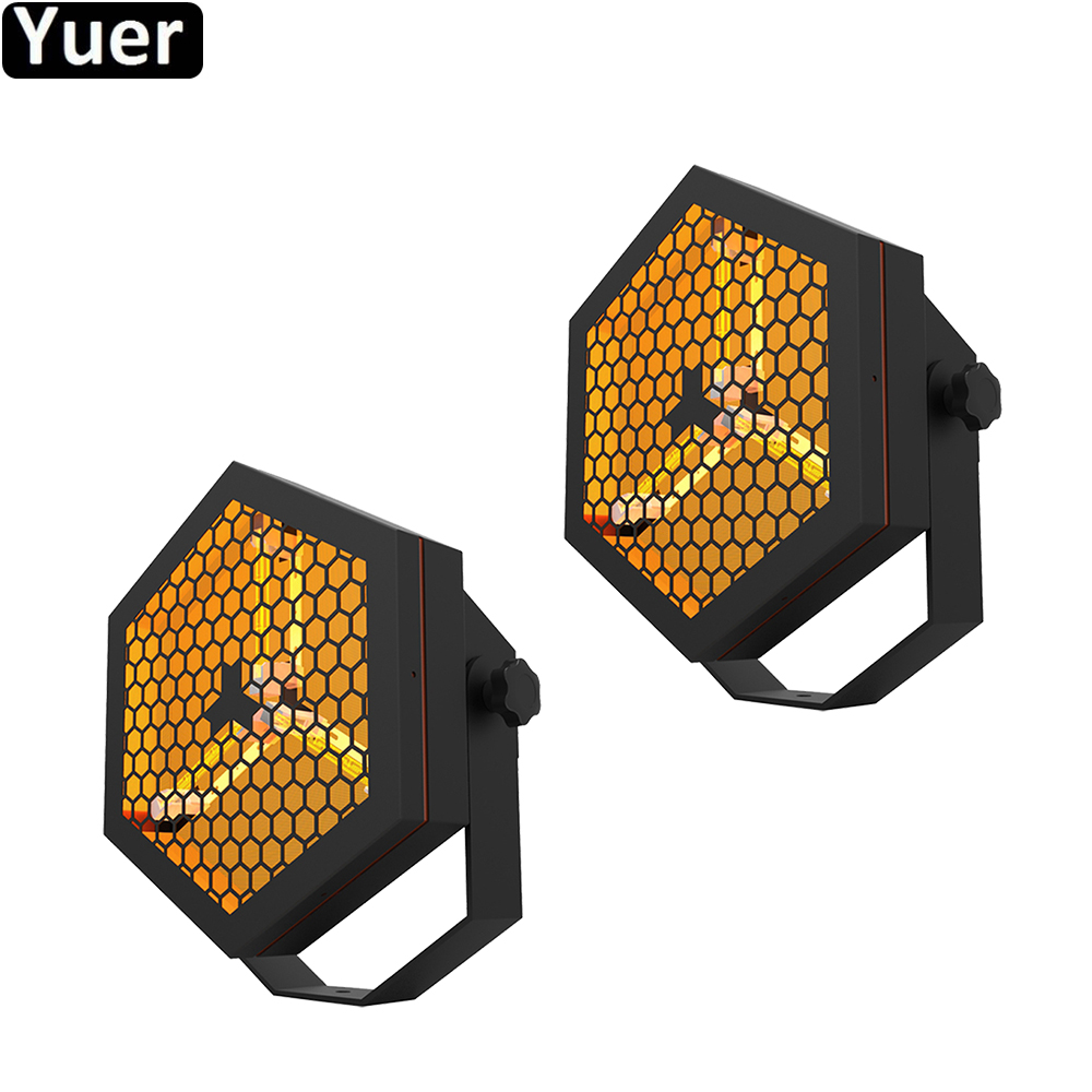 2Pcs/Lot 3x300W Retro Flash Light Projector Stage Light Holiday Party Night Atmosphere Disco DJ KTV Music Lamp Transpot Lights