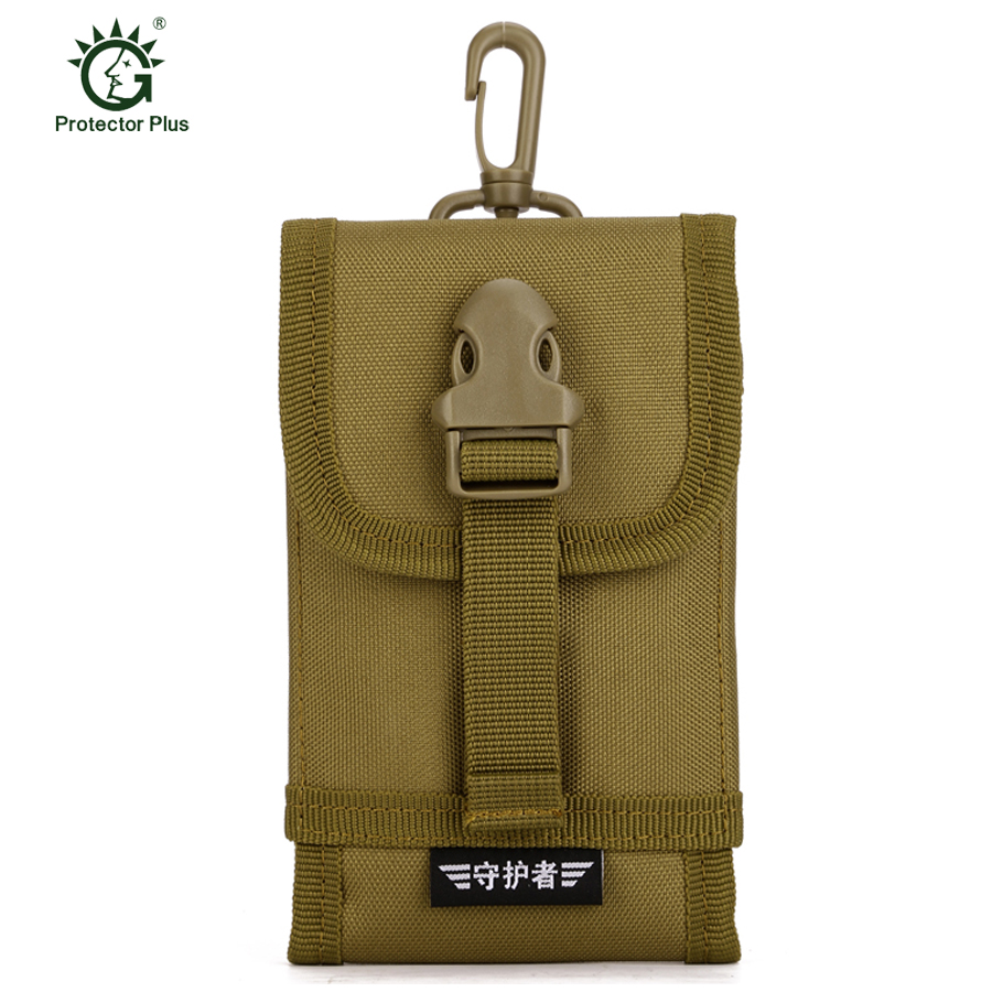 Protector Plus Waterproof Waist Bag Attach Tactical Pack For 5.6 Inch Phone Military Belt Bag Utility Molle EDC Gear Small Bag estee lauder tuberose gardenia parfum