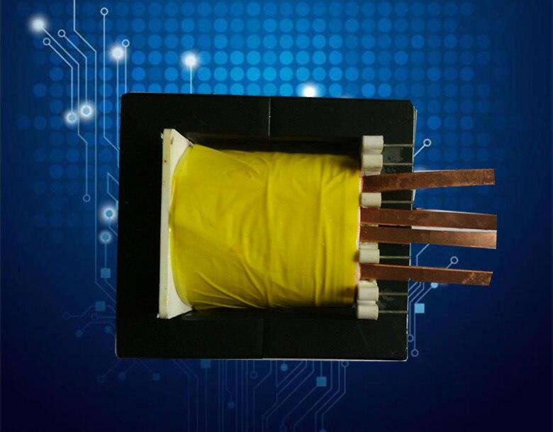 Transformateur haute fréquence EE85B 24 v 3500 w Transformer15-22k transformateur électronique à haute fréquence