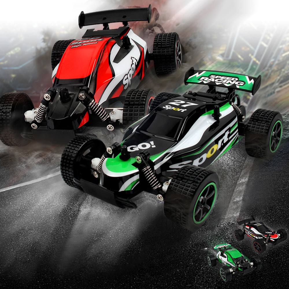 120 2 4GHZ 2WD Radio Remote Control Off Road RC RTR Racing Car Truck interesting toys