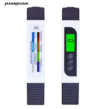 digital PH meter Water tester TDS Meter for EC conductivity meter electrolysis purifiers Filter Purity Pen Stick 15%