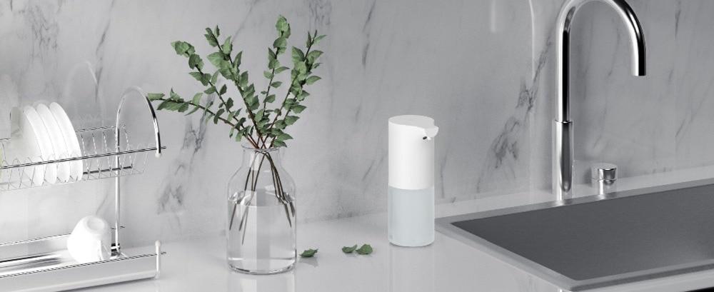 Otomatik Köpüklü El Yıkama ile pırıl pırıl lavabolar, tertemiz eller! Sensörlü sıvı sabunluk ile sadece elinizi uzatmanız yeterli!