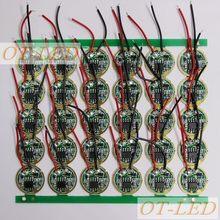 10 stücke dc3.7v 5 modi led-taschenlampe treiber für cree xre-q5/xpe xp-e/xbd xb-d 3 watt xml/xml2 10 watt led licht lampe/taschenlampe