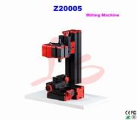 מיני מכונת כרסום Z20005 אנכי מיל מכונת/מיני DIY מילר מחרטת כרסום