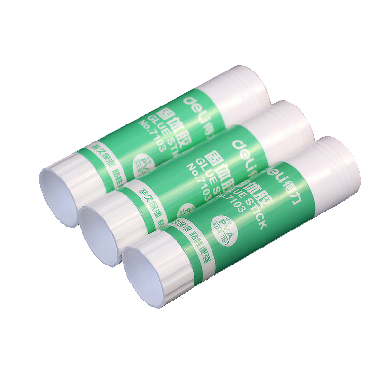 Solid Glue Stick High viscosity Adhesive Solid Glue for Home Use Student Stationery School Supplies 36g10pcs/lot