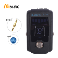 JOYO JT 305 Guitar Tuner Pedal with Metal Casing 4 Display Modes True Bypass