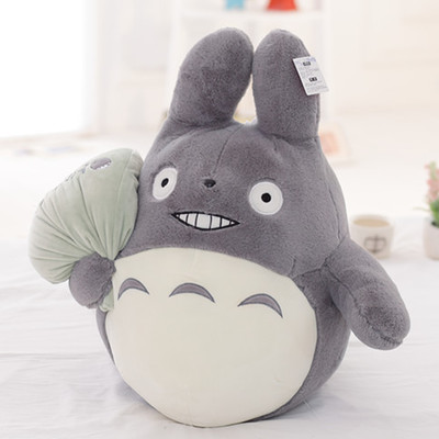 lovely totoro doll large 50cm plush toy doll soft throw pillow, Christmas gift x061 the huge lovely hippo toy plush doll cartoon hippo doll gift toy about 160cm pink