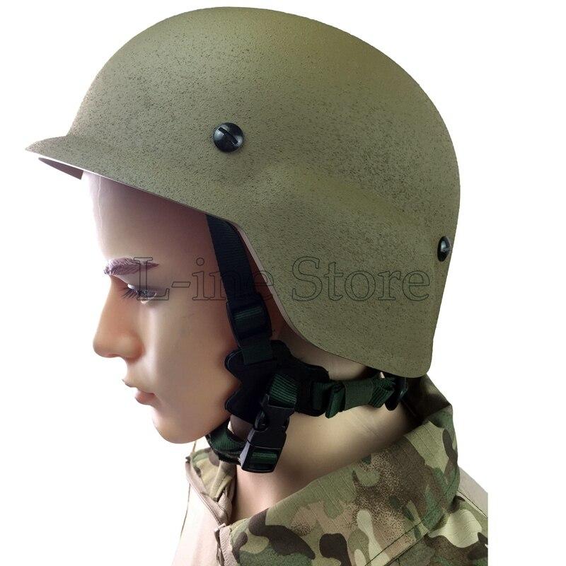 Casque de Combat de chasse en plein air LWH USMC casque de sport Airsoft ABS de haute qualité