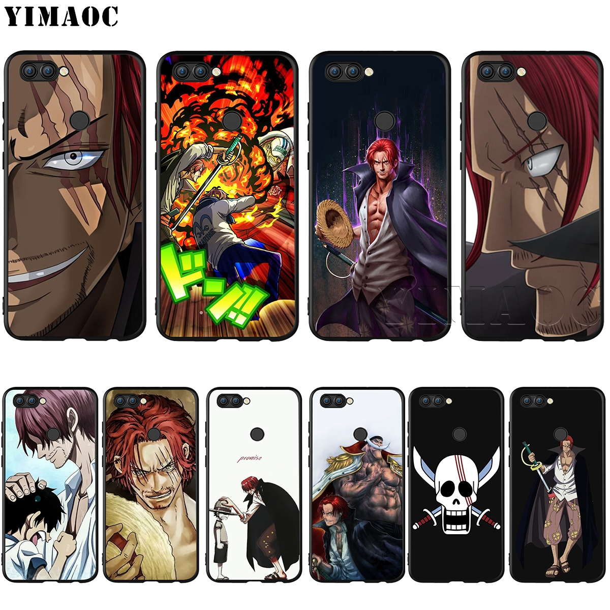 Phone Bags & Cases Cellphones & Telecommunications Japanese Manga One Piece Soft Tpu Silicone Phone Cover Case For Huawei Y6 Prime 2017 2018 Honor 6a 7a 7c 7x 8 8x 9 10 Lite