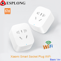 Xiaomi Smart Home Socket WiFi Wireless APP Controlled Wifi Outlet EU US AU UK Timer Switche