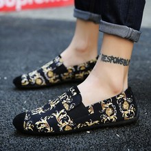 2019 New Fashion Men's Shoes Spring Style Soft Men Loafers High Quality Leather Shoes Men Flats Metal Decoration Driving Shoes цена и фото