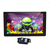 Free Shipping Quad Dual Android Car Dvd 2din Universal Car DVD Player Double Din Stereo GPS