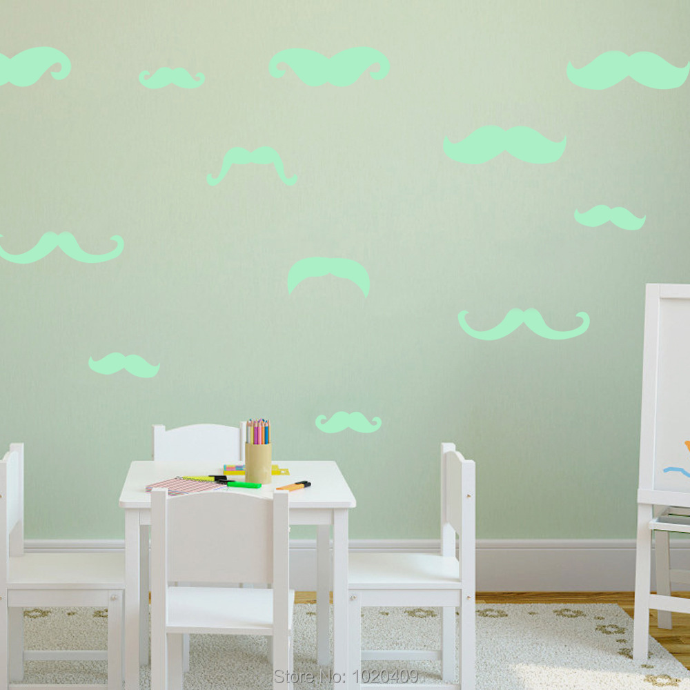 Light Emitting Wallpaper Compare Prices On Sticker Beard Online Shopping Buy Low Price